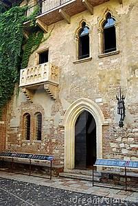 Styles Of Photography Juliet 39 S House Verona Italy Royalty Free Stock