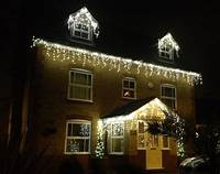 exterior christmas lights Guide to Outdoor Christmas Lights - GardenSite.co.uk