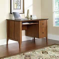 sauder 174 samber desk 29 1 2 quot h x 53 1 8 quot w x 23 1 2 quot d granite jamocha wood home office