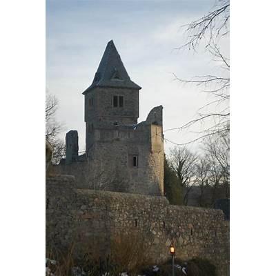 Frankenstein Castle Darmstadt GermanyOn the go with