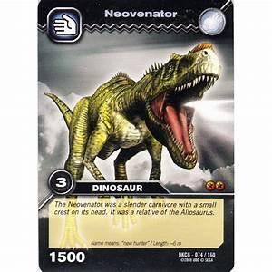 The gallery for --> Dinosaur King Cards Carnotaurus
