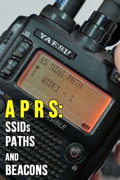 aprs ssids paths and beacons kb9vbr j pole antennas