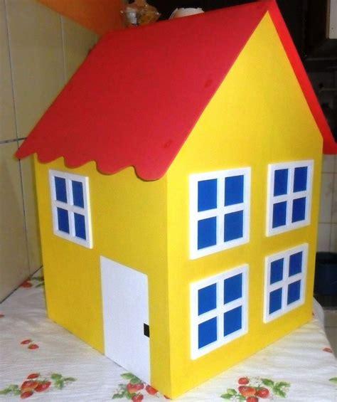 casa pepa pig casa da peppa em mdf ideal para ornamenta o de festas