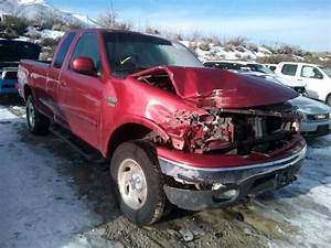Used Parts 2000 Ford F150 4x4 5 4l V8 4r100 Automatic