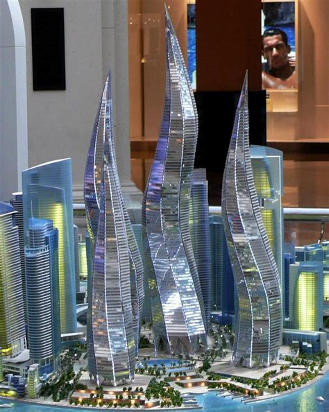 Architectural Design Architectural Firm Dubai Towers Tvsa