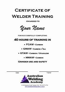 welder certificate sample format image collections With welding certificate template