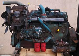 R  F  Engine International Ih Dt466 Engine Good Running