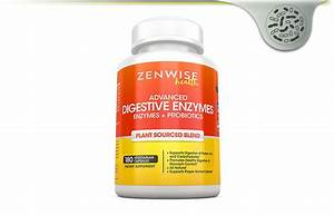 Zenwise Health Digestive Enzymes Review