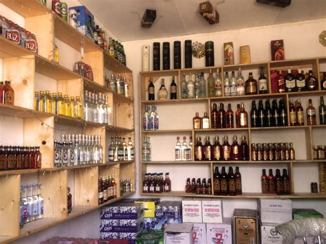 Beer And Chivas Fly Off The Shelves As Baghdads Liquor
