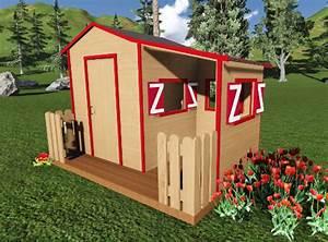 Plan Cabane En Bois Pdf : plan cabane en bois 15 cabanes construire soi m me ~ Melissatoandfro.com Idées de Décoration
