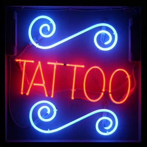 tattoo neon sign neonsignsuscom