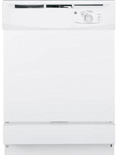 ge  built  dishwasher white gsdv dick van dyke appliance world