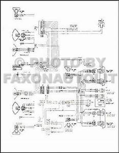 1969 Chevrolet Wiring Diagram Schematic