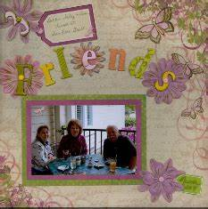 personal shopper scrapbook layouts With scrapbooking personal letters
