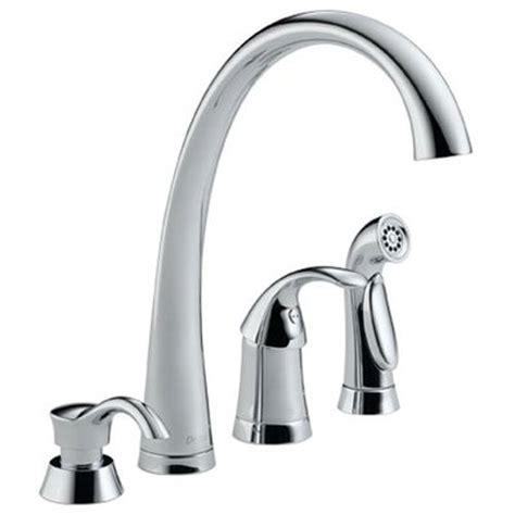 amazon delta kitchen faucets delta pilar kitchen faucet