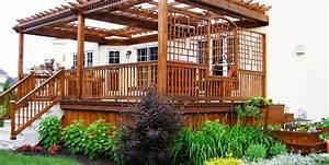 camille dumais inc 4 choix des materiaux pour une With idee amenagement exterieur maison 5 gazebo et abri soleil des idees pour jardin avec piscine