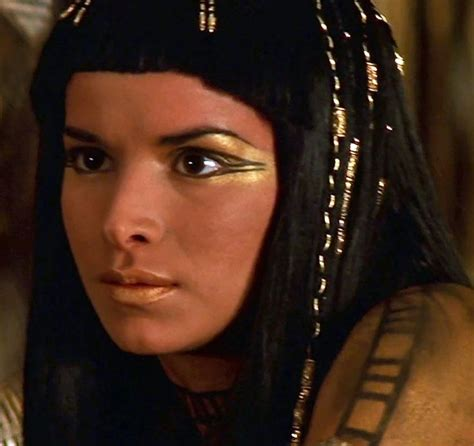 name of actress in the mummy movie patricia velazquez as anck su namun the smudge pvv