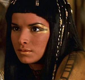 Patricia Velazquez as Anck Su Namun - the smudge | pvv ...