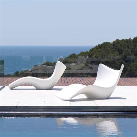 chaise longue extérieur 1000 ideas about chaise longue de jardin on