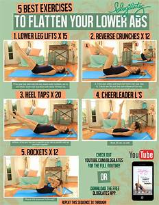 Lower Ab Workouts  U00bb Health And Fitness Training