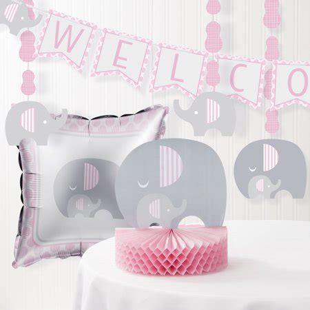 Elephant Baby Shower Supplies - peanut elephant baby shower decorations kit