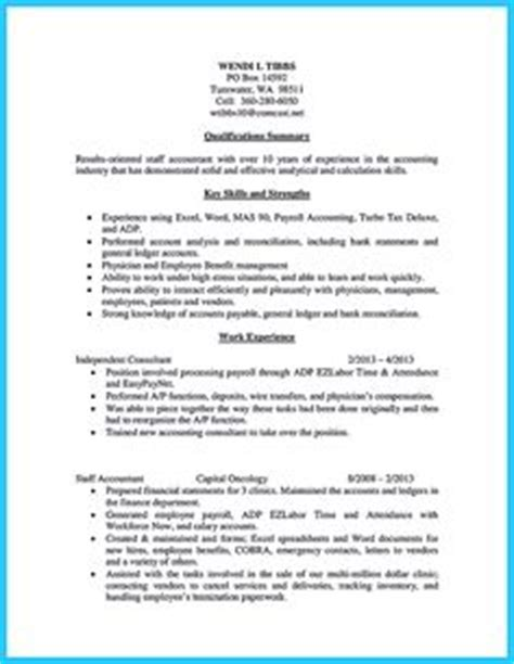 Data Entry Resume Skills by Senior Accountant Resume Format Accountant