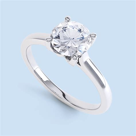 solitaire engagement rings engagement rings engagement ring collection serendipity diamonds