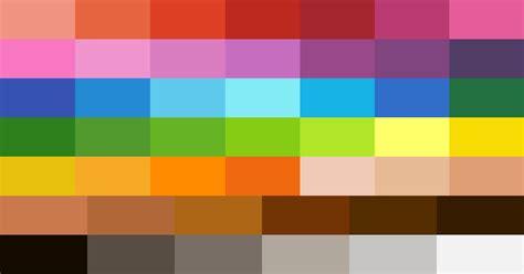 Fresh color 47 Palette