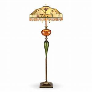 james beaded kinzig floor lamp 49n40 free shipping With brass beaded floor lamp