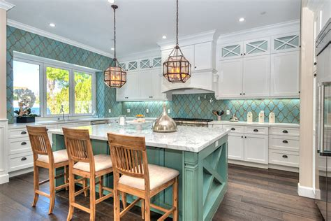 colorful kitchen design 20 stunning kitchen cabinet colors designs 2345