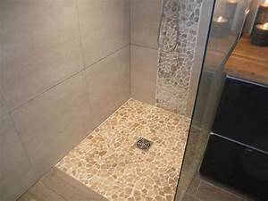 Douche À L Italienne Moderne : salle de bain ~ Voncanada.com Idées de Décoration