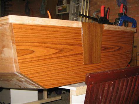 Veneer Boat Transom by Tales Of A Weekend Wood Butcher Transom Teak Veneer And