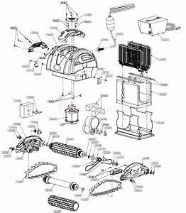 Aquabot Xtreme Parts