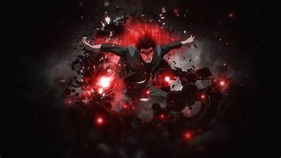 Might Guy Naruto Wallpapers Gai Maito Background