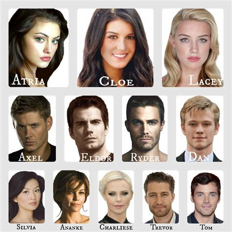 The Gallery For After Fanfiction Cast