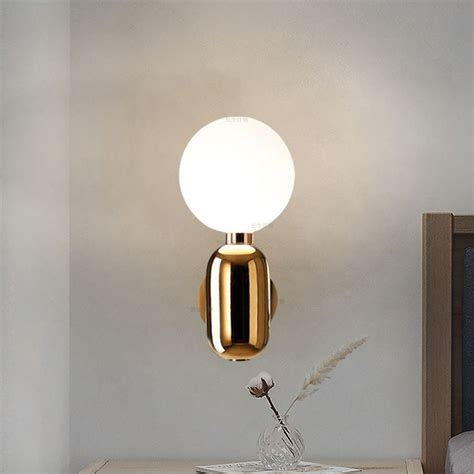 aliexpress com buy bedroom bedside l simple glass