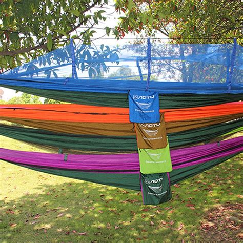 Hammocks With Mosquito Netting by Mosquito Net Hammock Stitching Color Lightweight