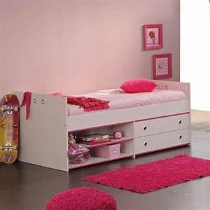 Bett Für Mädchen : parisot meubles funktionsbett f r ein modernes zuhause home24 ~ Markanthonyermac.com Haus und Dekorationen