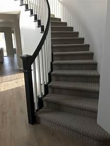 Herringbone Stairway Carpet  Best Stair Carpet For High