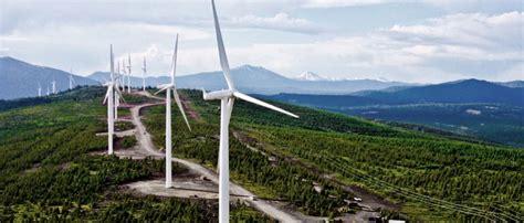 hatchet ridge wind farm built  good