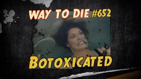 botoxicated 1000 ways to die wiki fandom powered by wikia - 1000 Ways To Die Tub