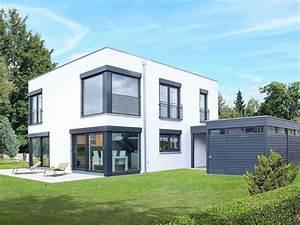 Haus Alleine Bauen : kubus mit einliegerwohnung homestory 314 lehner haus ~ Articles-book.com Haus und Dekorationen