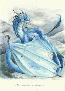 Blizzaragon - Ice Dragon by Raironu on DeviantArt