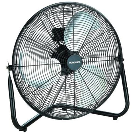 Home Depot High Velocity Floor Fans by Workforce 20 In High Velocity Floor Fan Sfc 500b Avi