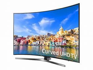 65quot Class KU7500 Curved 4K UHD TVs UN65KU7500FXZA