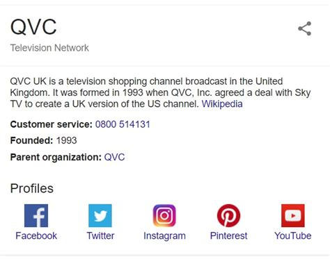 phone number for qvc retail archives page 5 of 6 uk customer service