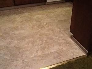 kitchen floor with armstrong engineered stone tile no With tile floor without grout lines