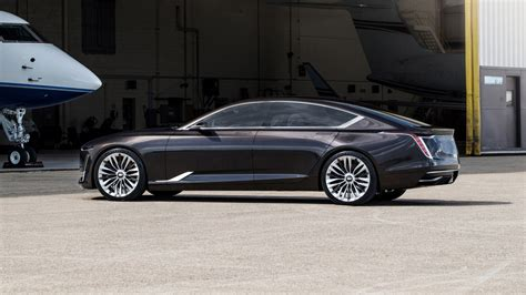 future cadillac escala cadillac introduces escala concept