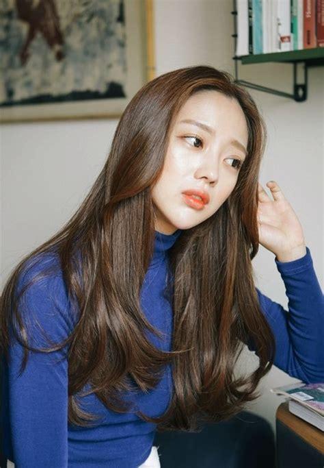 korean hairstyles ideas  pinterest korean