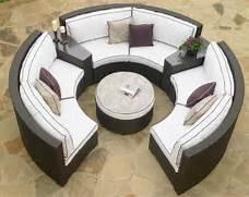 12 Circular Patio Furniture Outdoor Outdoor Furniture Outdoor Lounge Furniture Outdoor Sofas